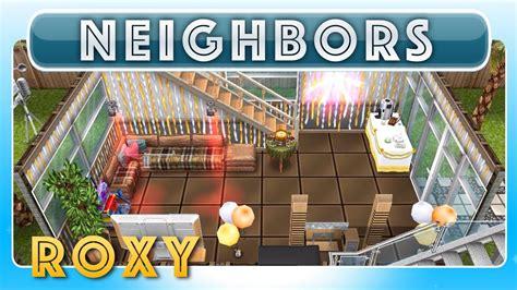 home design game neighbors sims freeplay roxy s house neighbor s original house
