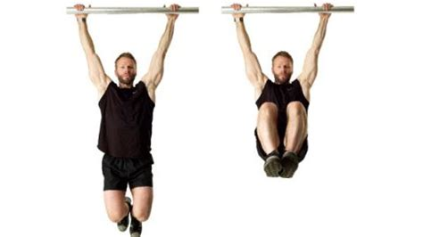 how to do a hanging knee raise | coach