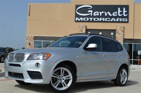 purchase used 2014 bmw x3 2 8i xdrive m sport package