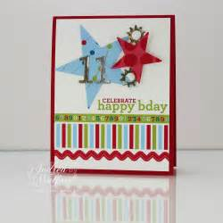 handmade birthday cards for boys let s celebrate