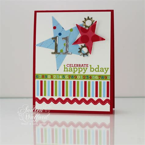 Cards For Birthday Handmade - handmade birthday cards for boys let s celebrate