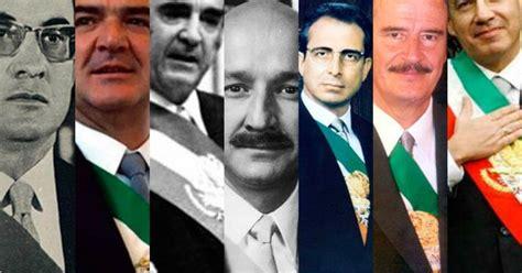 lista los presidentes de mexico los 8 peores presidentes de m 201 xico tuul
