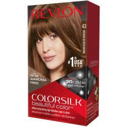 revlon brown hair color revlon colorsilk beautiful color permanent hair color 43