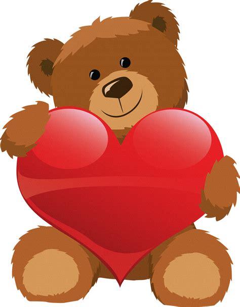 imagenes de osos con rosas y corazones oso con corazon para imprimir