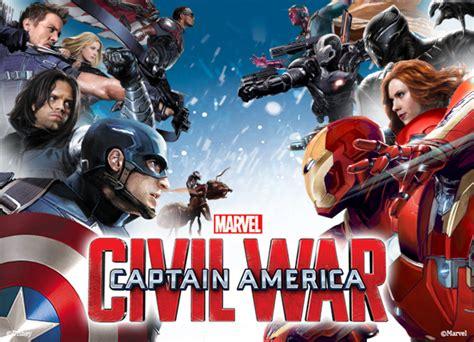 A4 Civil War Team A teams assemble in new captain america civil war promo geektyrant
