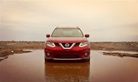 nissan awd sedan 2014 nissan rogue sl awd review the prototypical family