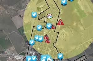west explosion map west plant explosion esri maps