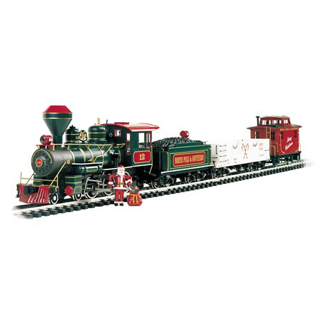 bachmann trains night beore christmas large g scale ready