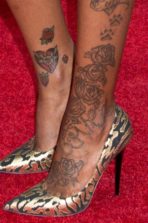 fantasia barrino flower heart paw prints rose ankle
