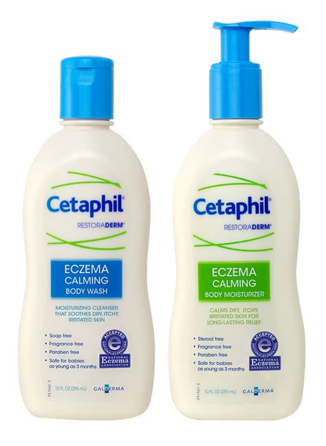 cetaphil products the cetaphil 174 brand revs restoraderm 174 product line