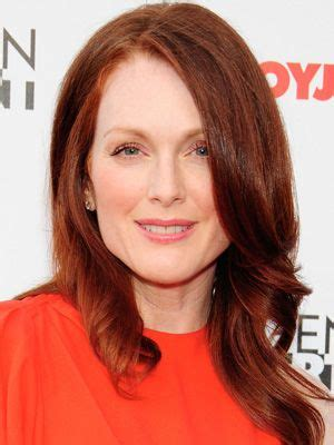get julianne moore hair color 17 best images about great red auburn hair on pinterest