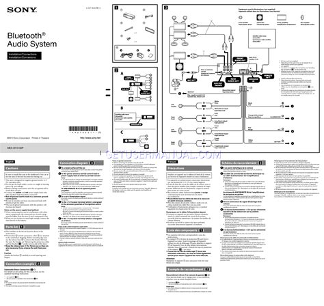 sony xplod wiring diagram cdx gt08 sony cdx gt08 with