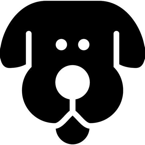 face  staring dog svg file