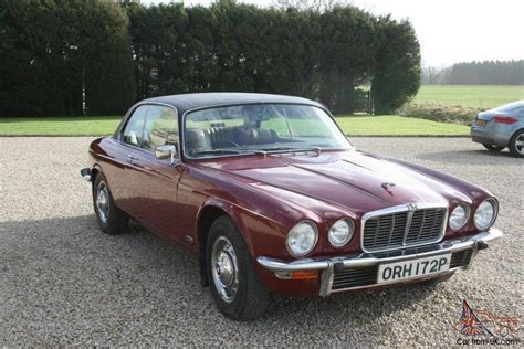 Jaguar Xj6 2 Door Coupe For Sale by 1976 Jaguar Xj6 4 2 C 2 Door Coupe