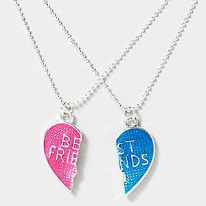bff necklaces | back in the day | pinterest