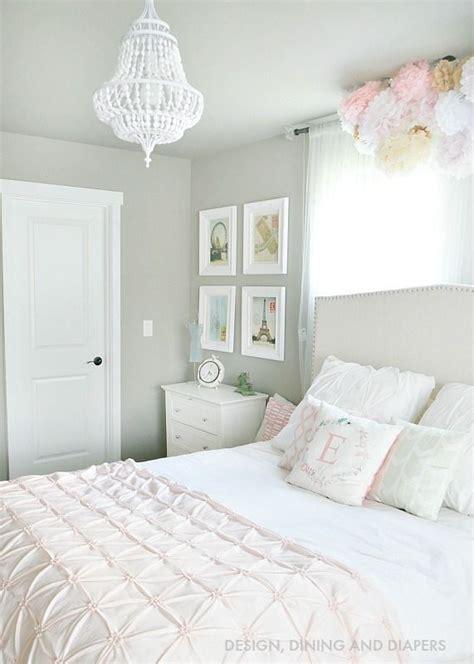 white girls rooms ideas  pinterest teen