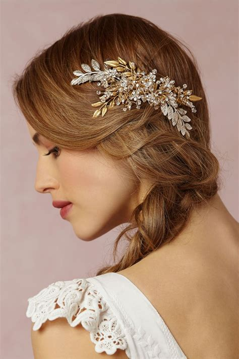 hairstyles hair combs 664 best wedding hair ideas images on pinterest bridal