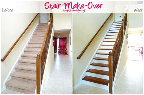 Split Level Entry by Staircase Make Over Part 1 The Prep