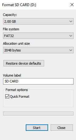 android sd card format what to do when android is unable to format an sd card hafeezumar