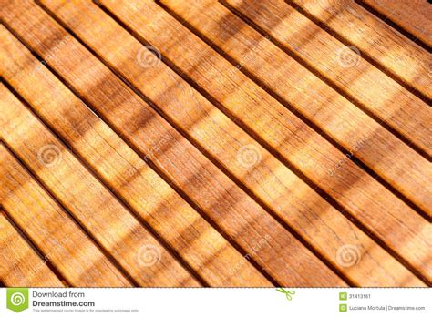 teak wood table stock image image  construction nature
