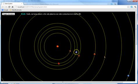 js time pattern solar system actual size page 3 pics about space