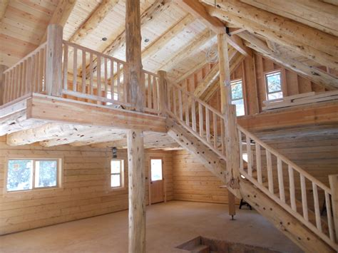 Small Log Home Floor Plans log cabin kits archives preassembled log homes and