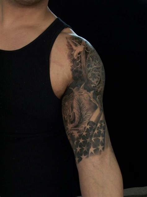 tattoo on arm cost half sleeve tattoo
