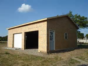 24 x 30 pole barn garage hicksville ohio