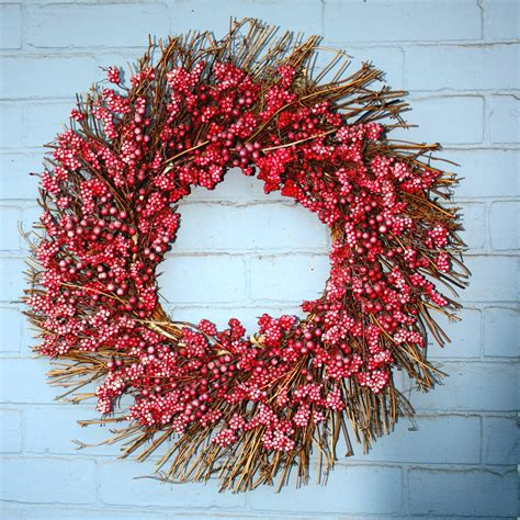 berry wreath picture free photograph photos public domain