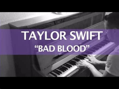 blank space cover billbilly01 ft bad blood ft kendrick lamar piano cov