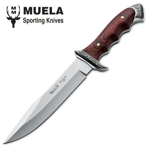 muela bowie knives buy the muela venecia bowie hunters knives