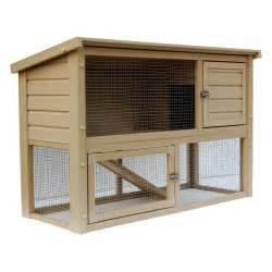 Bunny Hutch Ecochoice Columbia Rabbit Hutch Rabbit Cages Hutches