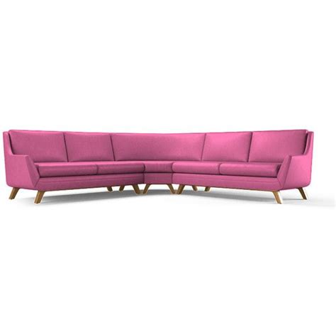 best 25 pink leather sofas ideas on