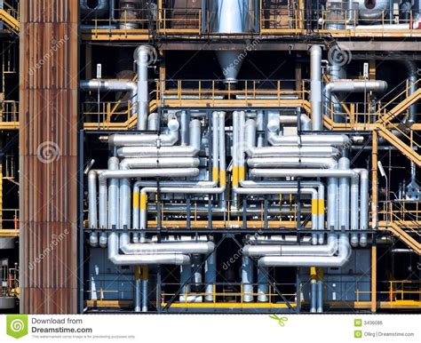 What Industry Is Plumbing by Pipes Refinery Chemistry Royalty Free Stock Image Image