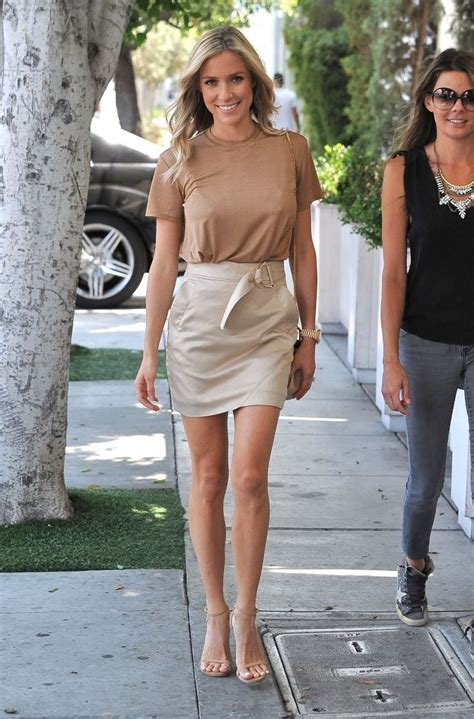 Kristin Dress kristin cavallari mini skirt kristin cavallari looks