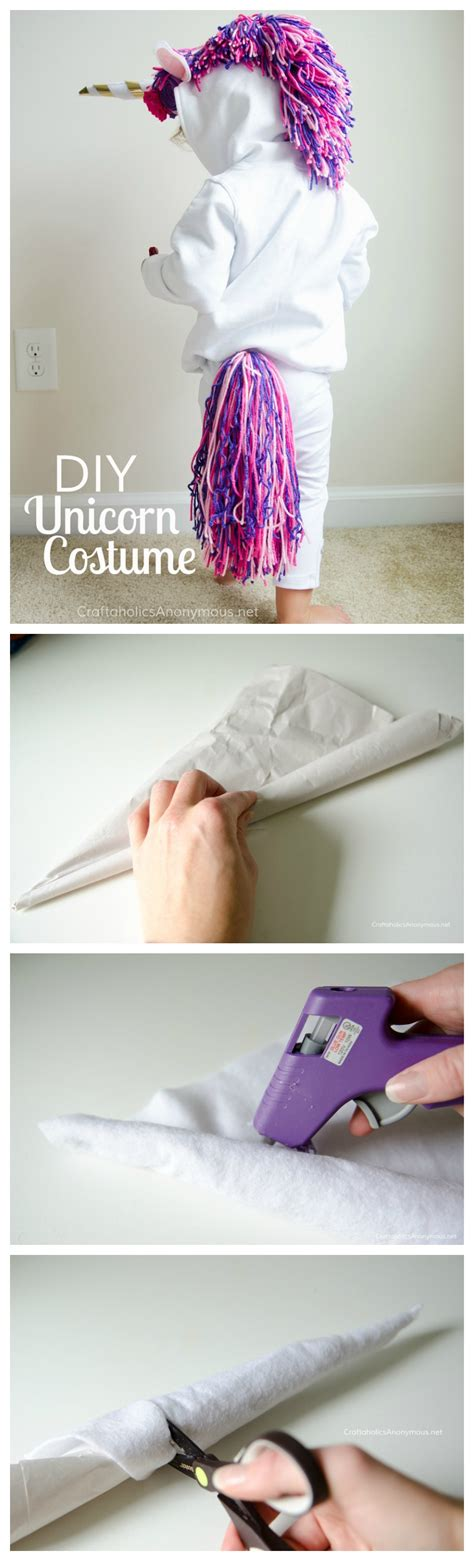 unicorn tutorial craftaholics anonymous 174 diy unicorn costume tutorial