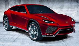 Lamborghini Urus Release Date Lamborghini Urus Release Date Confirmed Luxury Suv Will