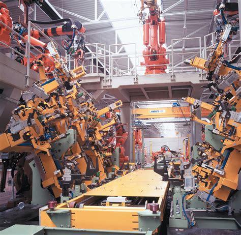 roboter schulung bei fft produktionssysteme