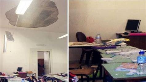 comune di ostuni ufficio tecnico crollo nella scuola di ostuni sette indagati anche un