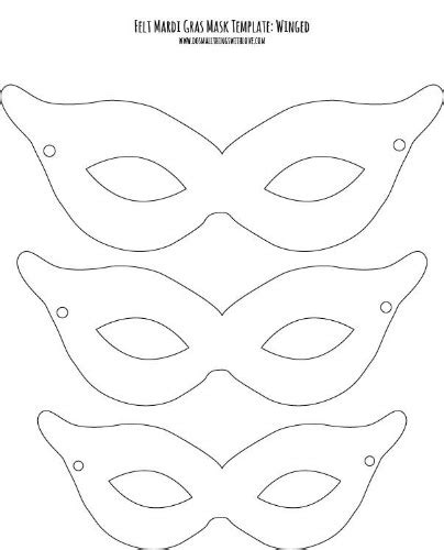 free mardi gras mask templates felt mardi gras masks for free printable do small