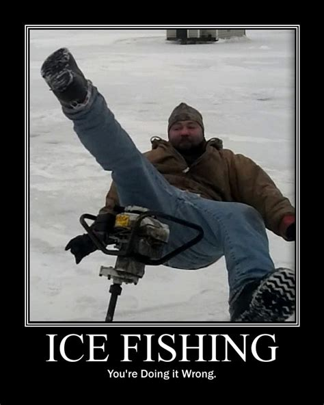 Ice Fishing Meme - hotspotoutdoors ice fishing pinterest ice fishing