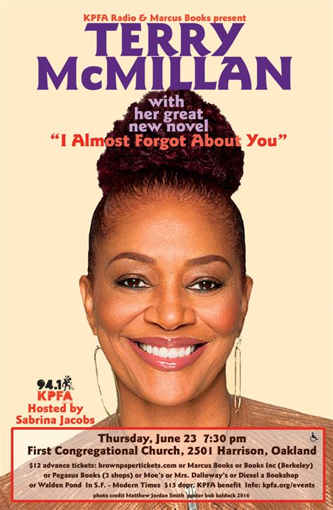 News The Interruption Of Everything by An Evening With Terry Mcmillan Indybay