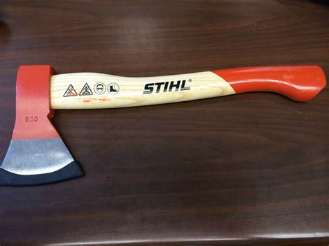stihl    woodcutter camp forestry hatchet