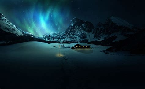 tutorial after effects matte painting members area tutorial create a snowy night landscape