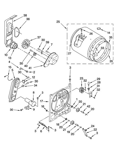 kenmore model 110 parts diagram kenmore get free image