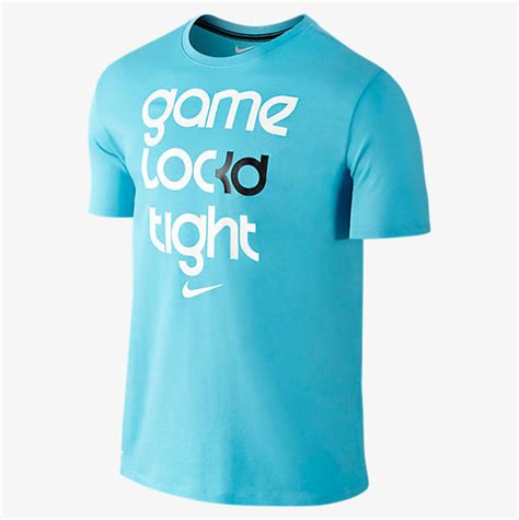Tshirt Lock Tight Nike nike kd 7 lacquer blue clearwater shirts sportfits