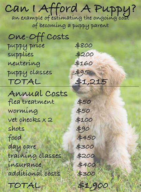 how much do cost for dogs how much does a cost by the happy puppy site