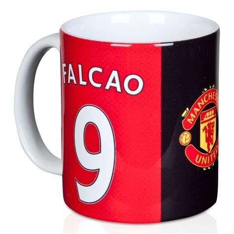 Mug Gelas Klub Manchester United manchester united football club falcao mug cup football