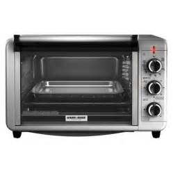 Stainless Steel Convection Toaster Oven Black Amp Decker Stainless Steel Convection 6 Slic Target