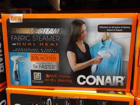 conair extremesteam gs54 handheld fabric steamer conair extremesteam handheld fabric steamer